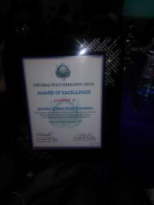 Splendors award 2013