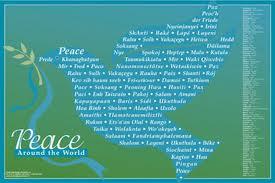 peacewords